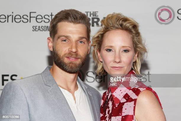 'The Brave' World Premiere at SeriesFest Season 3 at The Cable Center on July 1 2017 in Denver Colorado Pictured Mikel Vogel Anne Heche