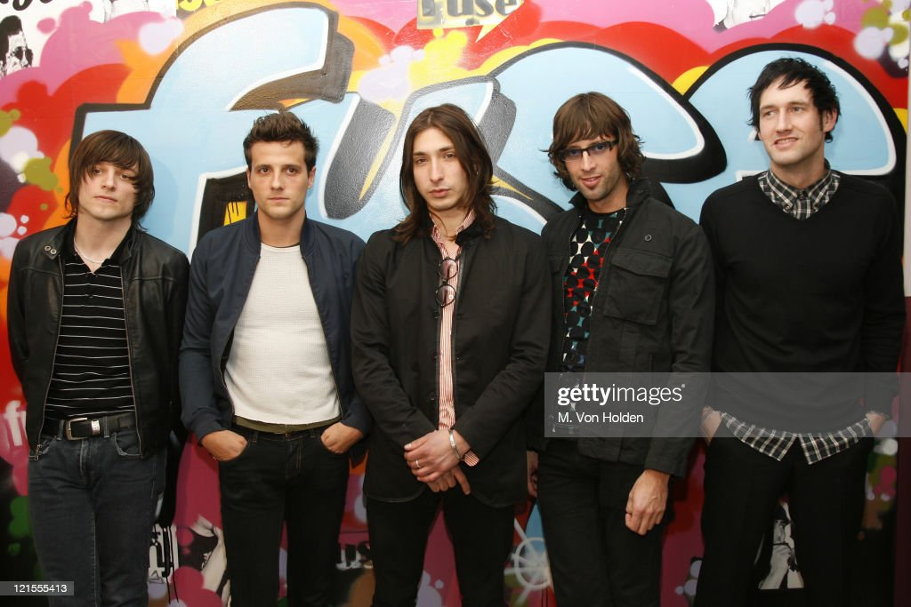 """Bayside, T- Pain and The Bravery Visit  FUSE's """"The Sauce"""" - April 9, 2007"""
