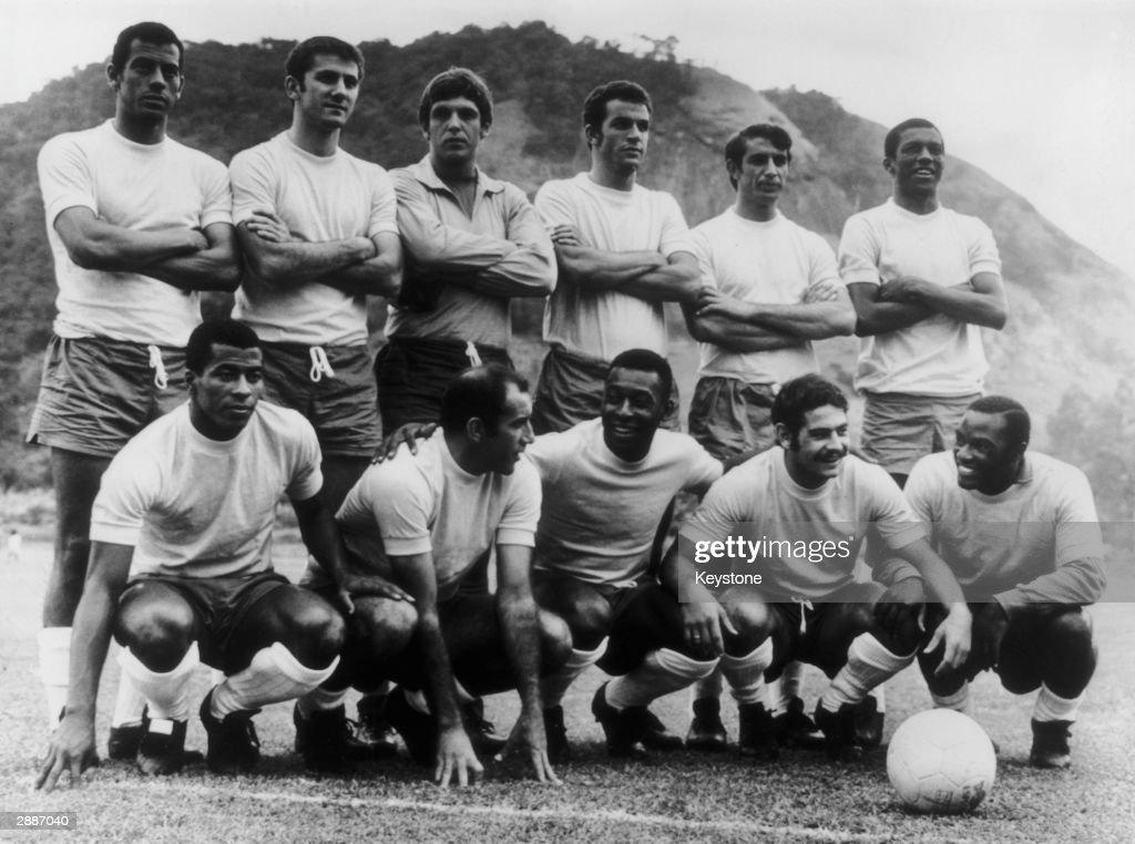 Brazilian Football  : ニュース写真
