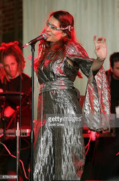 The Brazilian Girls perform at the Tribeca/ASCAP Music Lounge at the Canal Room May 5 2006 in New York City