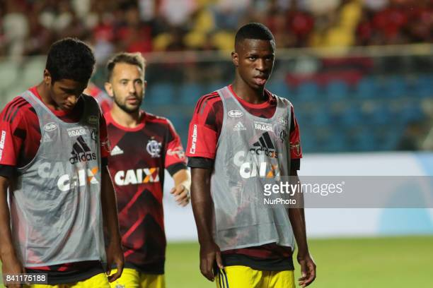 The Brazilian professional footballer Vinicius Junior who plays as a forward for Flamengo On 23 May 2017 Spanish club Real Madrid signed a contract...