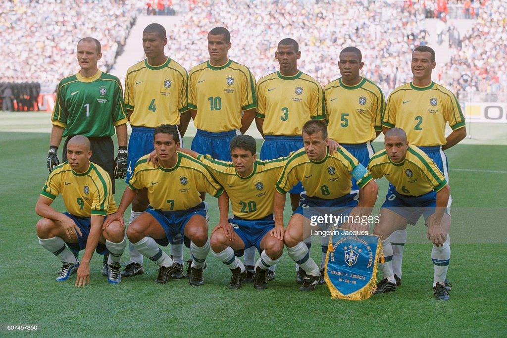 Αποτέλεσμα εικόνας για brazil 1998