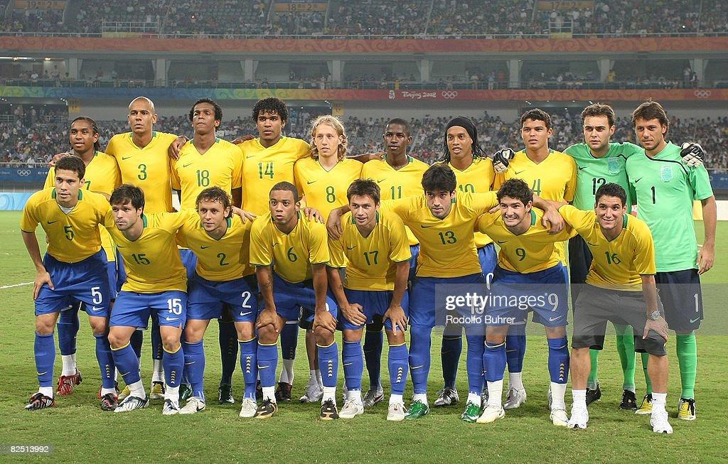 Olympics Day 14 - Football : News Photo