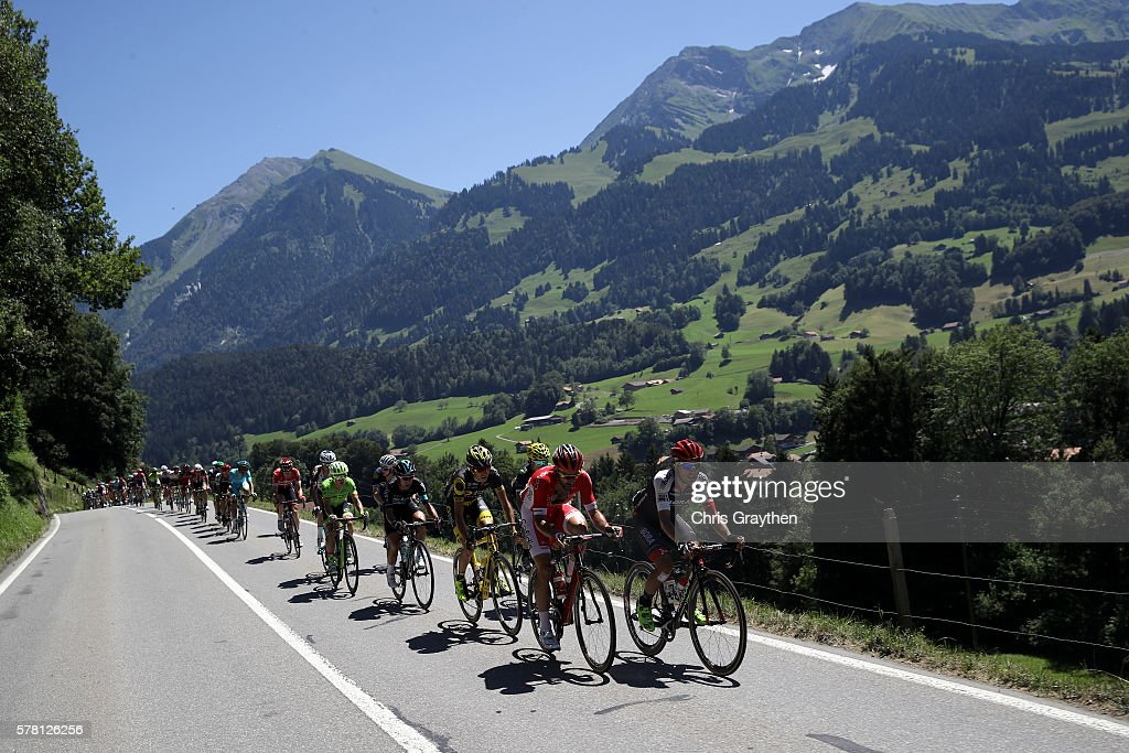 Le Tour de France 2016 - Stage Seventeen : News Photo