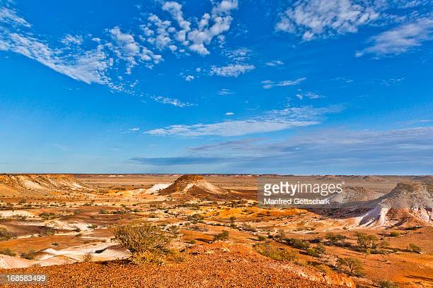the breakaways - coober pedy foto e immagini stock