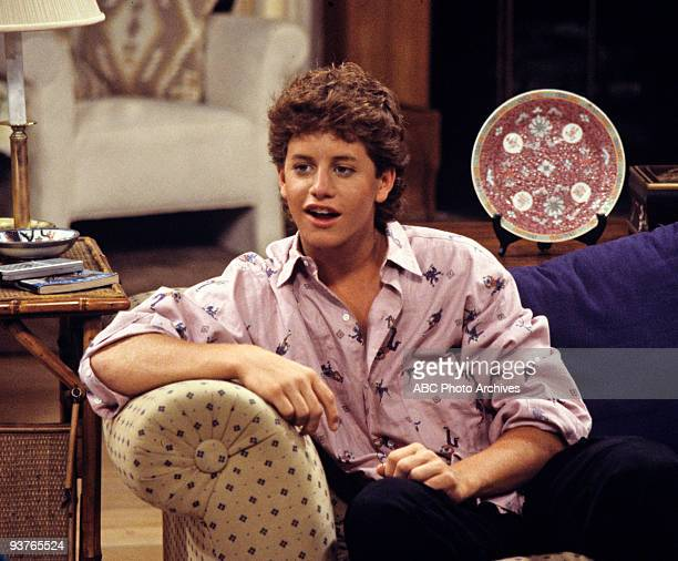 PAINS The Breakfast Club Season Two 1/6/87 Kirk Cameron stars in the Walt Disney Television via Getty Images sitcom Growing Pains The misadventures...