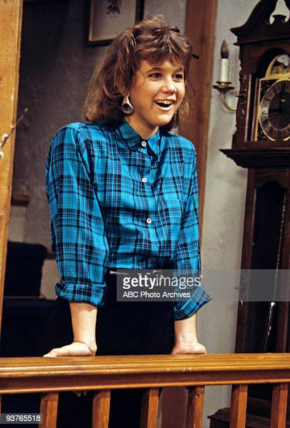 PAINS The Breakfast Club Season Two 1/6/87 Tracey Gold stars in the Walt Disney Television via Getty Images sitcom Growing Pains The misadventures of...
