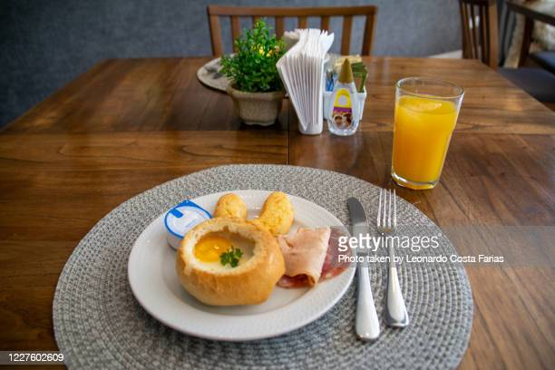 the breakfast - leonardo costa farias stock pictures, royalty-free photos & images
