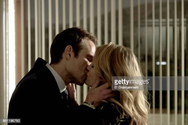 THE ARRANGEMENT 'The Breakup' Episode 206 Pictured Michael Vartan as Terrence Anderson Ashley Hinshaw as Lisbeth Graves