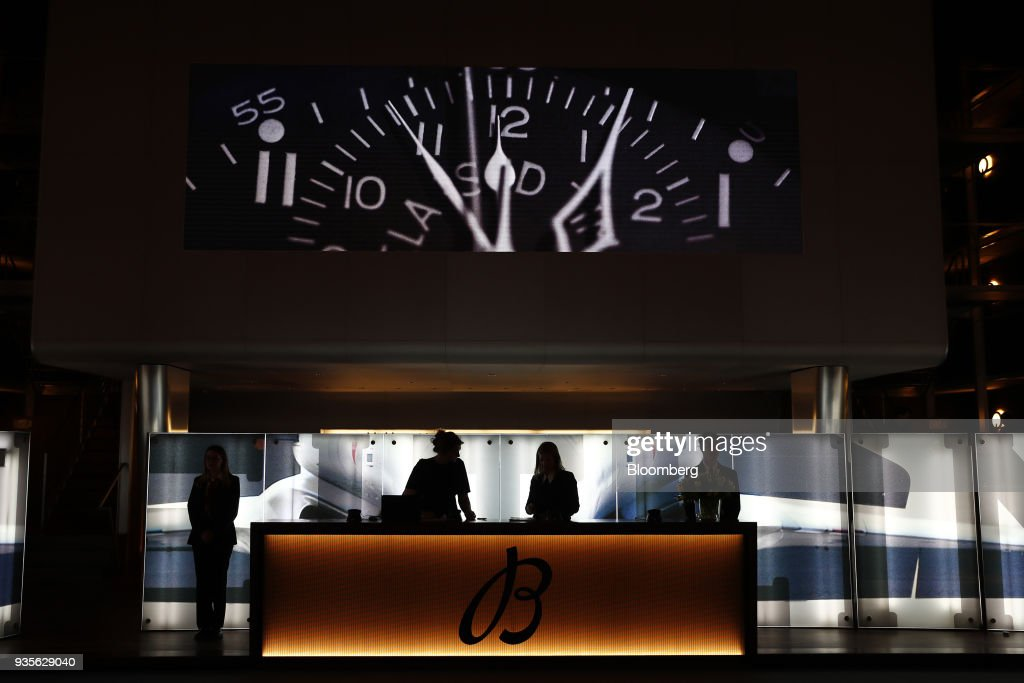 Opening Day Of The Baselworld 2018 Luxury Watch Show