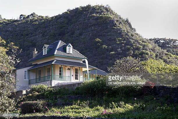 The Briars Pavilion the Jamestown heights on october 08 2015 in SaintHelena Island
