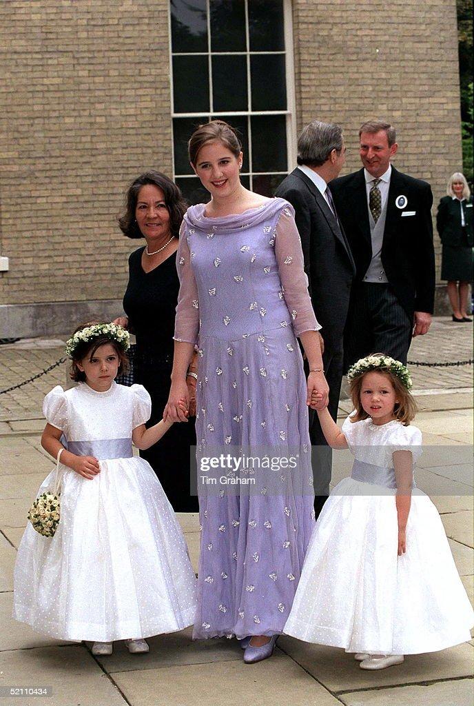 Theodora And Maria-olympia : News Photo