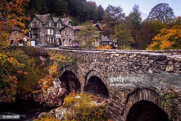 The Bridge at Betws-Y-Coed, Snowdonia, Wales