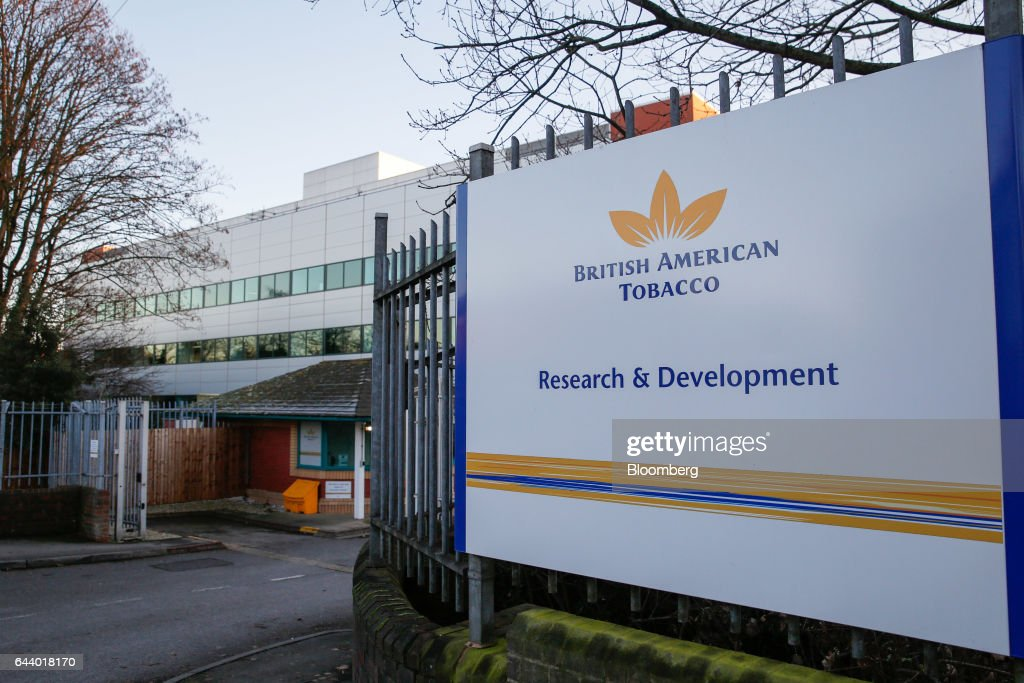 British American Tobacco Plc Research and Developments Labs : News Photo