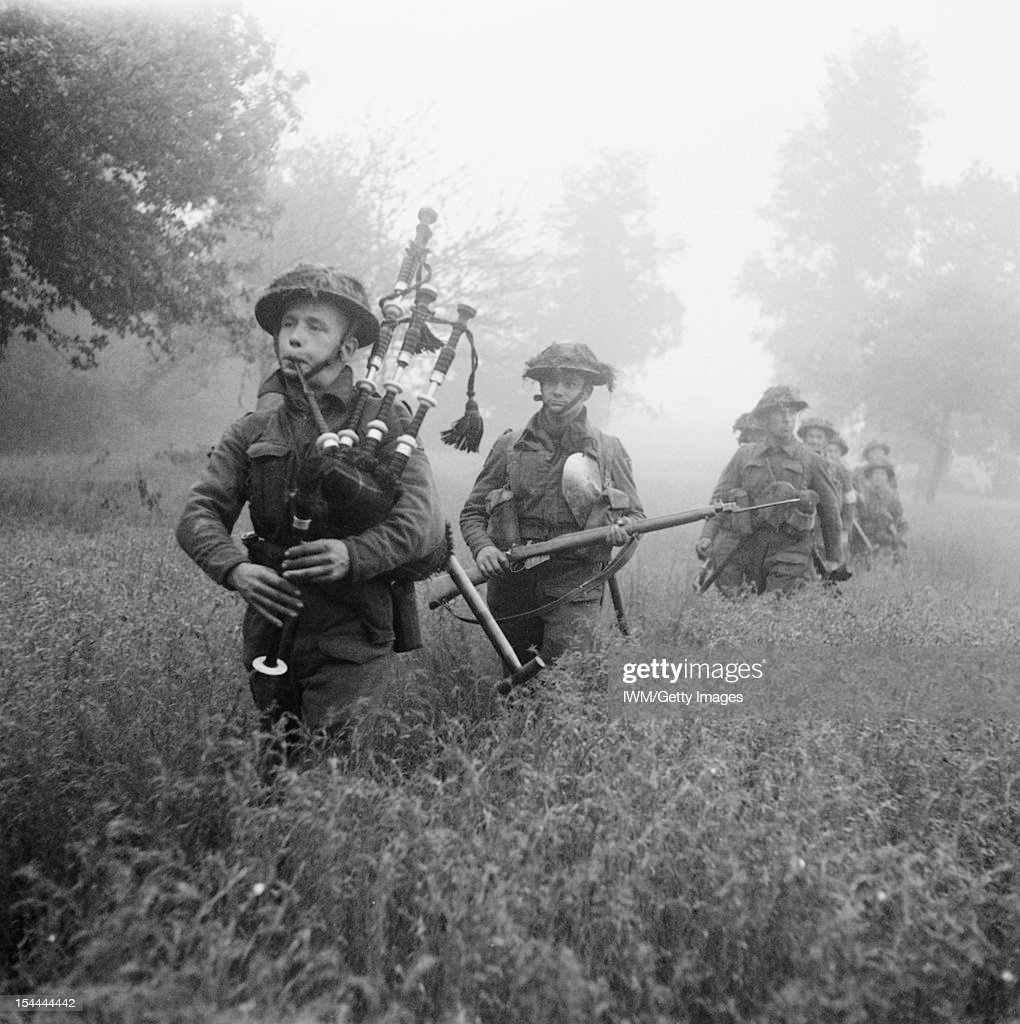 The British Army In The Normandy Campaign 1944 : News Photo