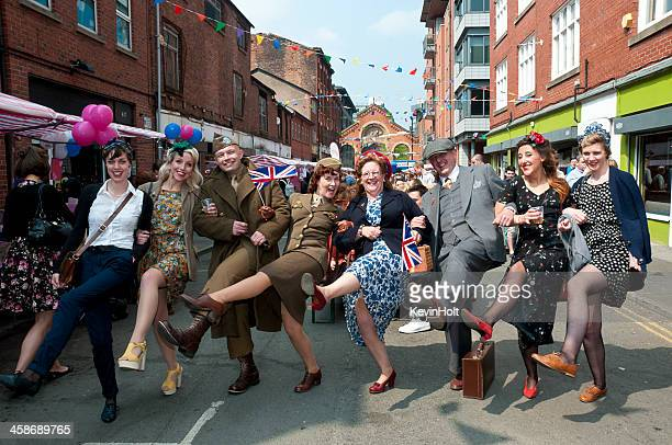 the british at play - greater manchester stock pictures, royalty-free photos & images