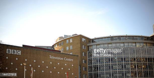 The British Broadcasting Corporation Television Centre is pictured in White City west London on March 2 2010 The British Broadcasting Corporation is...