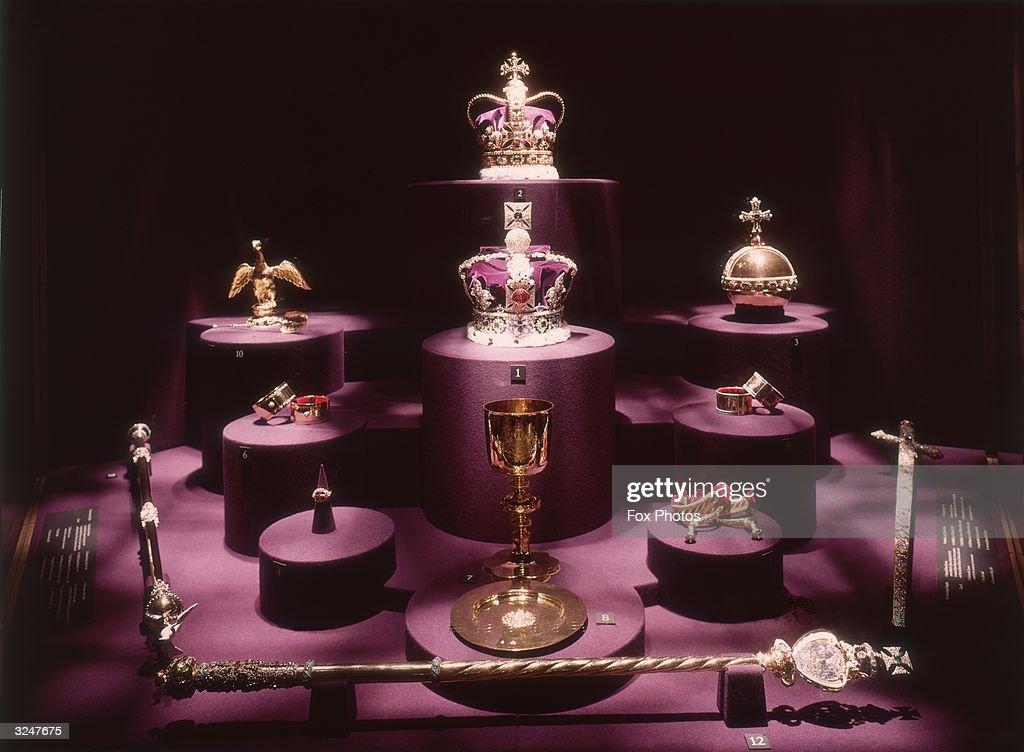 Crown Jewels : News Photo