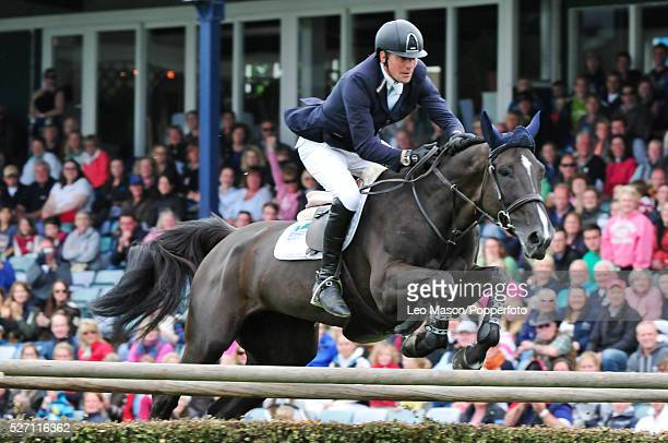 The British Jumping Derby Meeting Hickstead UK The Bunn Leisure Speed Derby Guy Williams GBR riding Belinka Overlede Gold