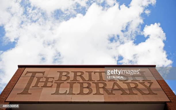 The British Library is pictured in central London on August 28 2015 Academics have criticised the British government for creating a 'climate of fear'...