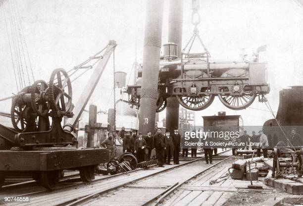 The British locomotive building industry expanded rapidly in the latter half of the 19th century and cultivated a thriving export market Locomotive...