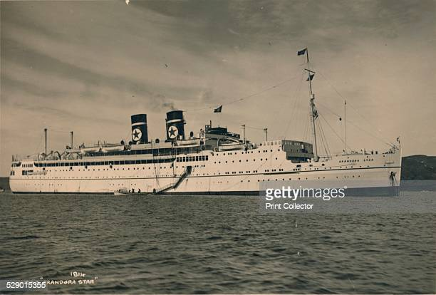 The British passenger ship SS Arandora Star of the Blue Star Line, 1936. SS Arandora Star was a British passenger ship of the Blue Star Line. Built...