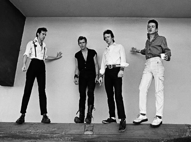 The Clash Portrait Session