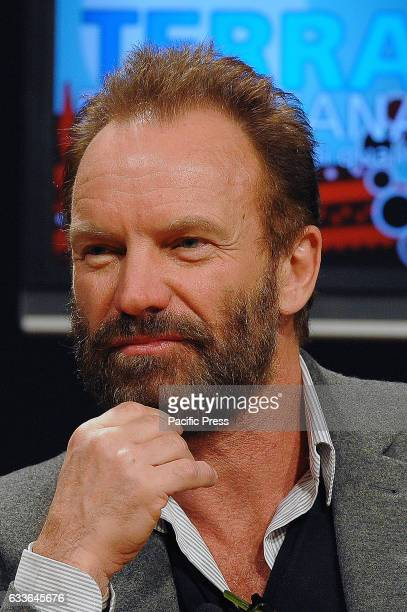 The British singer Sting Gordon Matthew Thomas Sumner CBE better known by his stage name Sting is an English musician singer songwriter and actor