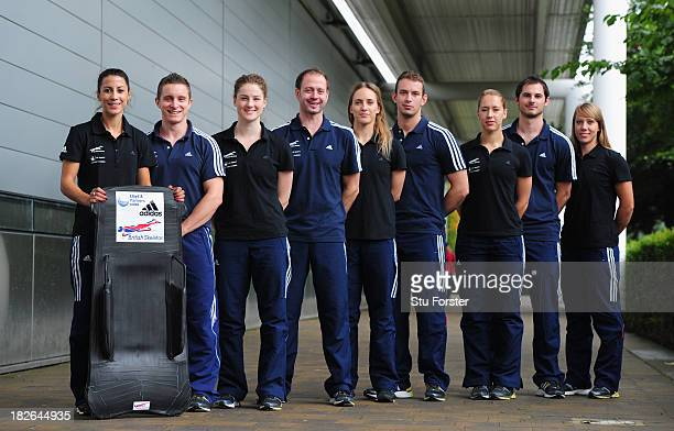 The British Skeleton World Class Squad Shelly Rudman David Swift Laura Deas Kristan Bromley Rose McGrandle Ed Smith Lizzy Yarnold Dominic Parsons and...