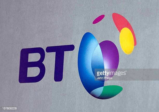 The British Telecom Logo