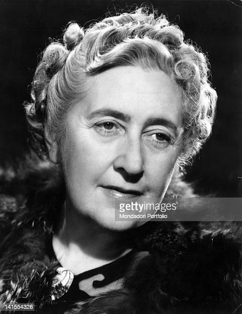 The British writer Agatha Christie