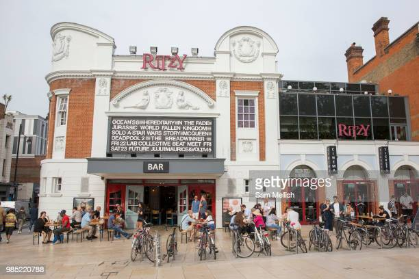 The Brixton Ritzy Cinema on the 23rd June 2018 in Brixton in the United Kingdom