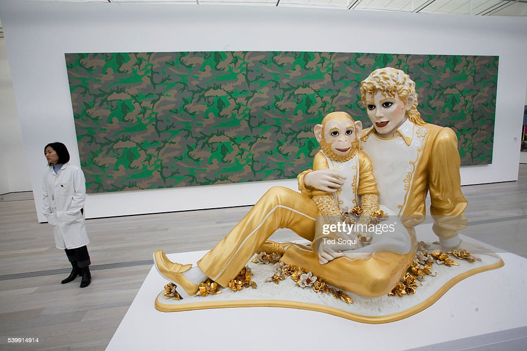 USA - Broad Contemporary Art Museum (BCAM) at LACMA Opening in Los Angeles : News Photo