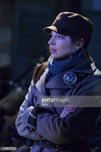 DEFIANCE The Broken Bough Episode 303 Pictured Anna Hopkins as Jessica Berlin Rainer