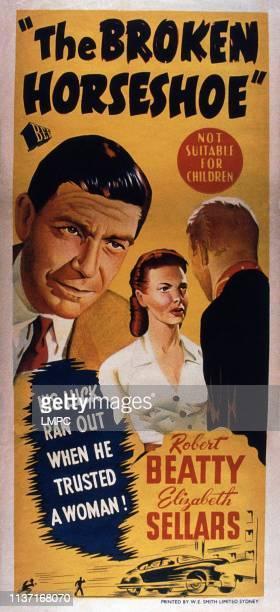 Robert Beatty Elizabeth Sellars 1953