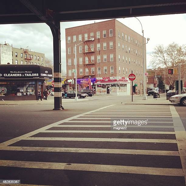 the bronx, new york - the bronx stock pictures, royalty-free photos & images
