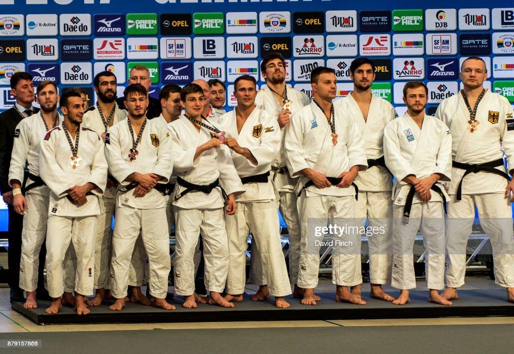 2017 European Club Judo Championships Finals