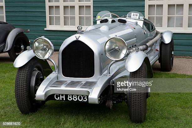 The Brooklands Double Twelve Motoring Festival at the Brooklands Museum 14th & 15th June 20141939 Rolls Royce Phantom 2 Handlye Special at The...