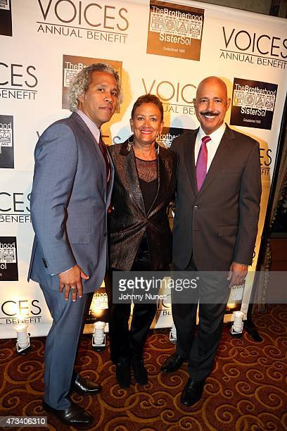 The Brotherhood/Sister Sol Executive Director CoFounder Khary LazarreWhite former Secretary of State of New Jersey Nina Wells and attorney Ted Wells...