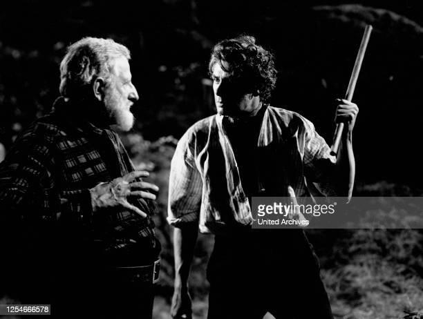 Die Brüder Großbritannien 1947 Regie David MacDonald Darsteller Finlay Currie Maxwell Reed
