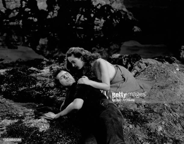 Die Brüder Großbritannien 1947 Regie David MacDonald Darsteller Maxwell Reed Patricia Roc
