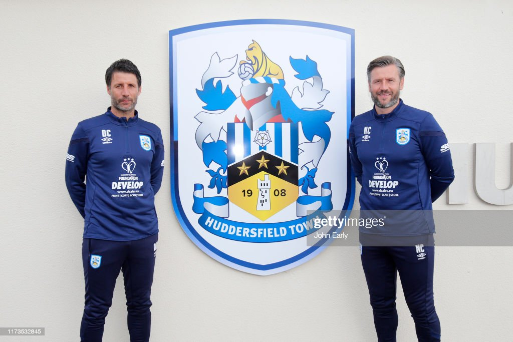 Huddersfield Town Appoint Their New Manager Danny Cowley : News Photo
