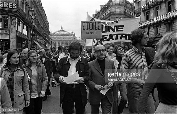 The Brothers enemies in Paris France on May 20 1973