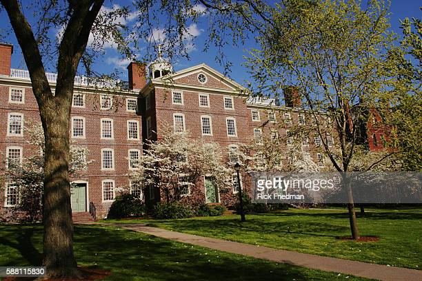 The Brown University campus in Rhode Island.