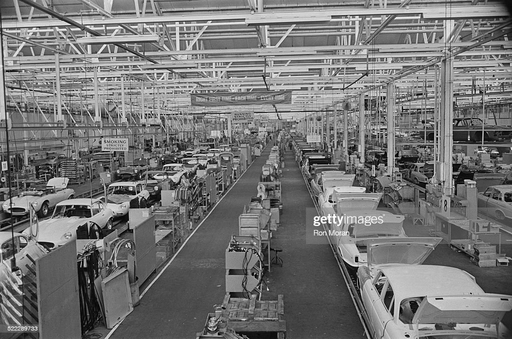 Jaguar Factory Hit By Power Cuts News P O