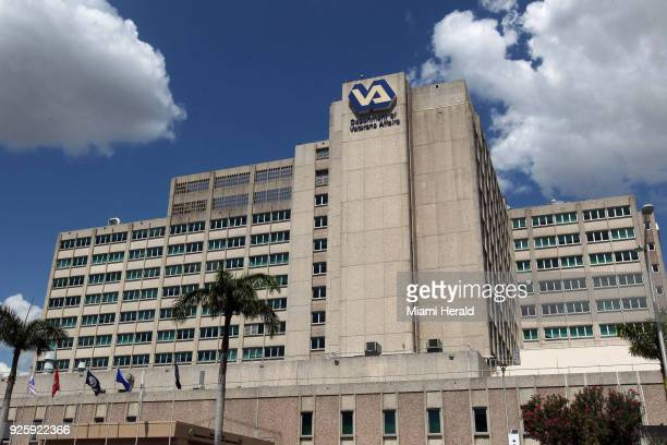 The Bruce W Carter VA Medical Center in Miami cares for about 58000 patients a year and serves Broward MiamiDade and Monroe counties On Wednesday the...
