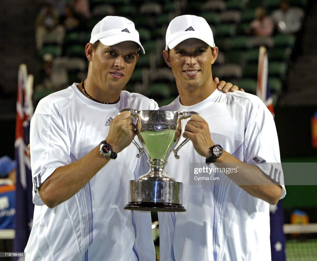 2007 Australian Open - Men's Doubles - Final - Bryan/Bryan vs Bjorkman/Mirnyi