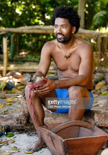 The Buddy System on Steroids Wendell Holland on the Fifth episode of SURVIVOR WINNERS AT WAR airing Wednesday March 11 on the CBS Television Network