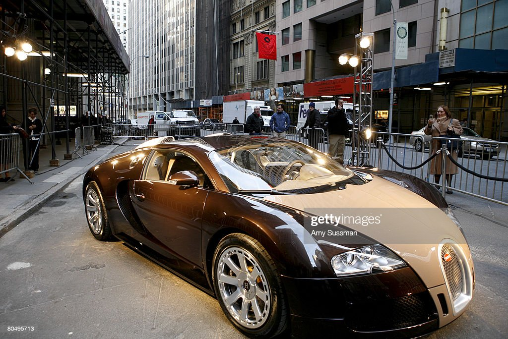Debut Of The Bugatti Veyron FBG With Interior By Herm??s Photos and ...