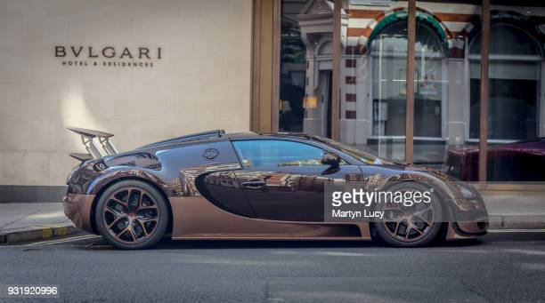 The Bugatti Veyron Rembrandt is the fourth in a series of six special edition Bugatti Veyron Grand Sport Vitesse Supercars Built in honour of Bugatti...